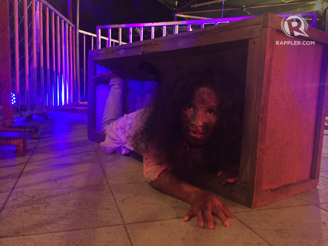 Escaping The Zombies At The New Breakout Ph Walking Dead