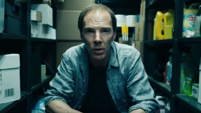 BREXIT. Benedict Cumberbatch plays the role of Brexit mastermind Dominic Cummings in a new TV drama, which will air in Britain on January 7. Screenshot from YouTube/HBO