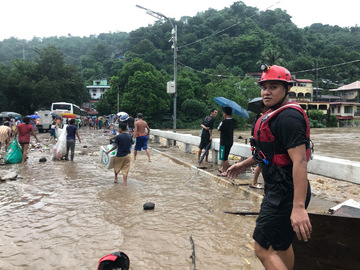 1 dead, 1 missing in Olongapo and Subic Freeport landslides