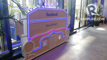 IN PHOTOS: Inside Facebook Philippines' office