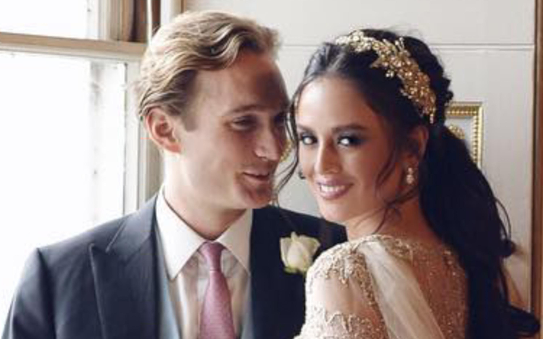 Georgina Wilson Shares Arthur Burnand Love Story How He Proposed