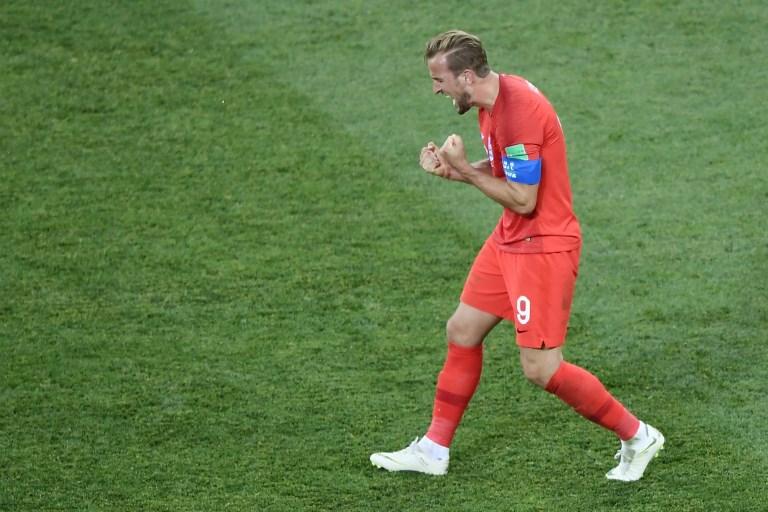 Kane grabs late winner for England, Belgium beats Panama