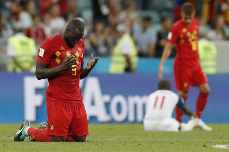 Belgium manager delighted with start as Lukaku sinks Panama