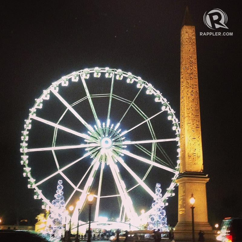 Paris The City Of Light: PHOTOS: Christmas In Stunning Paris, The City Of Light