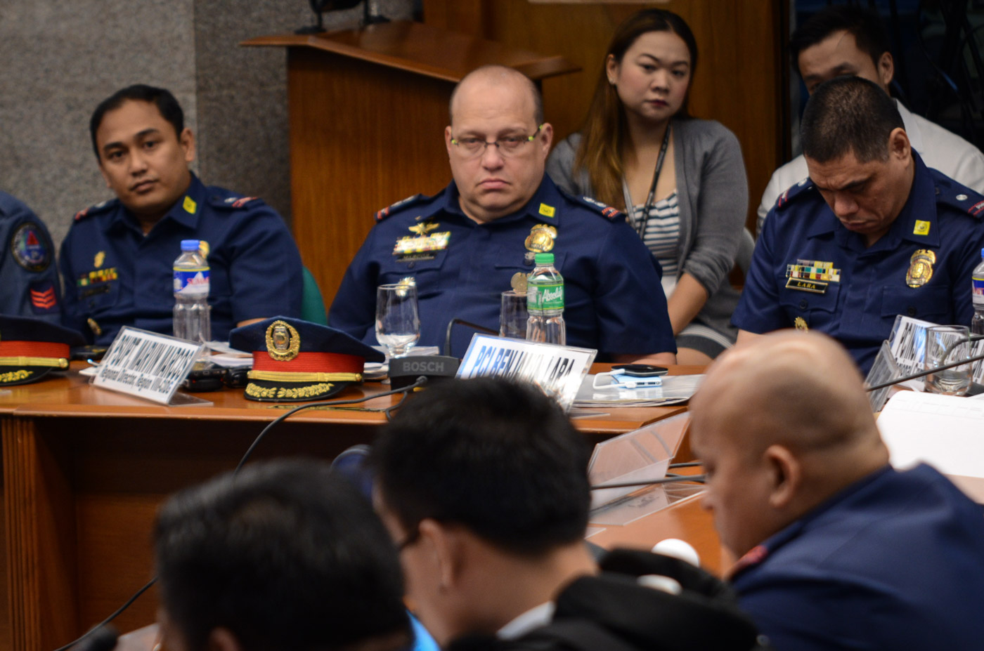 Dela Rosa: I got orders to reinstate Espinosa protector