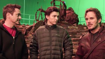 WATCH: 'Avengers: Infinity War' begins production