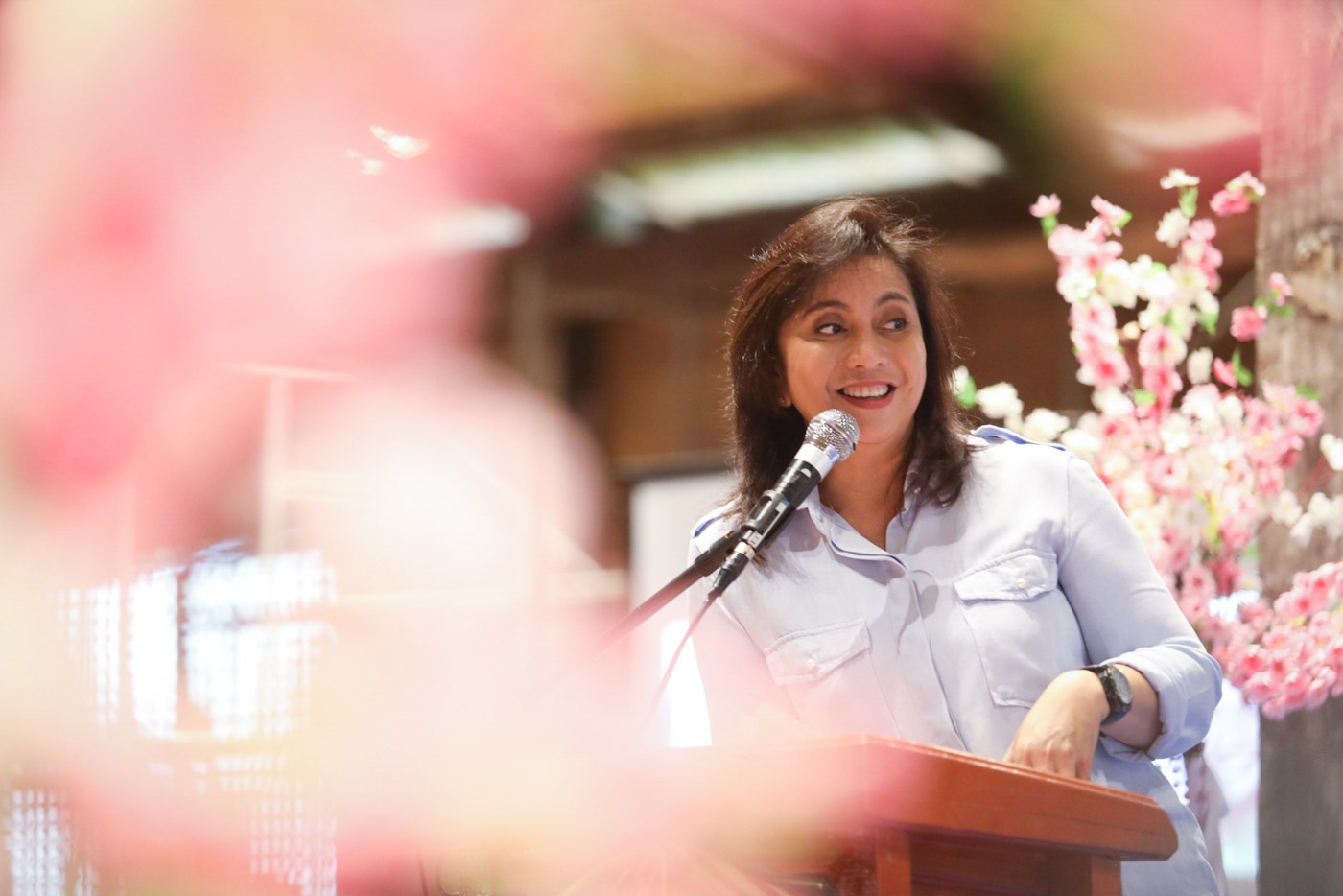 Robredo's net satisfaction rating stays 'good' – SWS survey