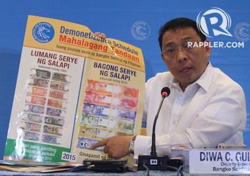 BSP: 'Old' PH peso bills valid until Dec 31