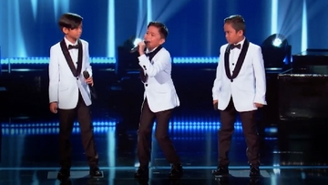 Ellen DeGeneres shares TNT Boys' performance on 'Little Big Shots'
