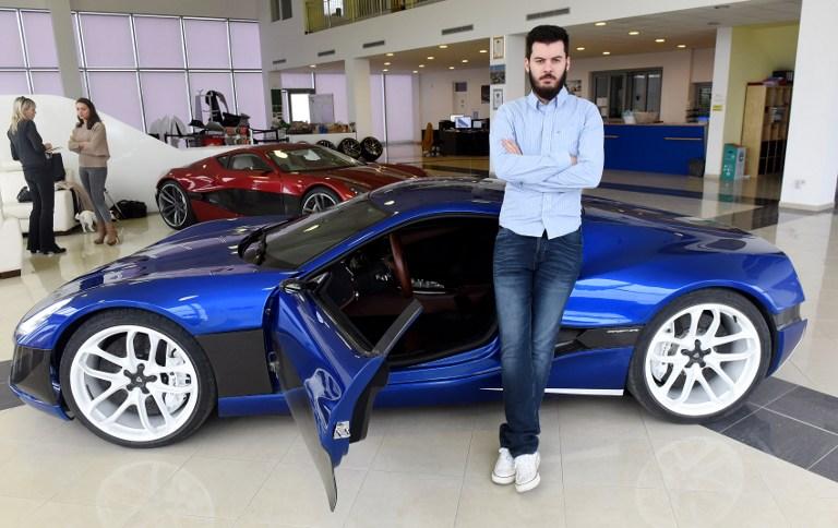 World S Fastest Car Built In Croatia