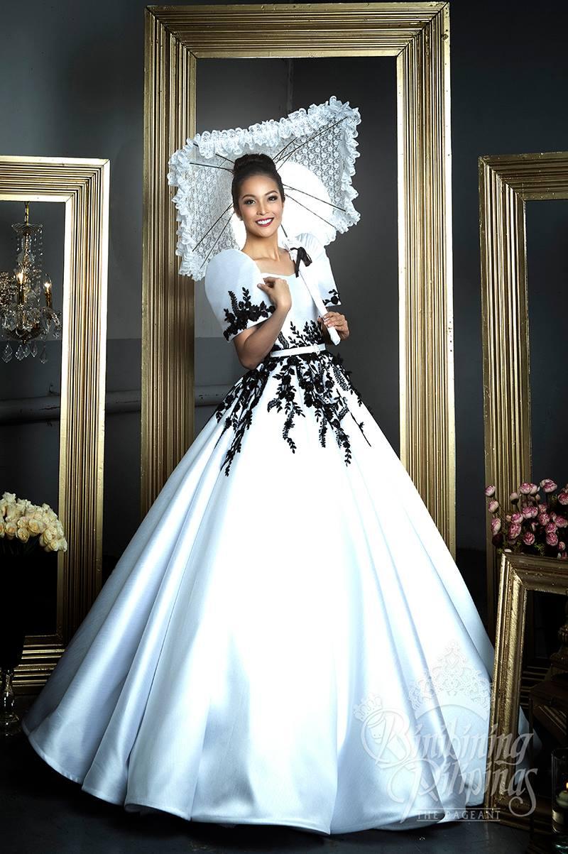 Filipiniana Wedding Gown 36 Spectacular