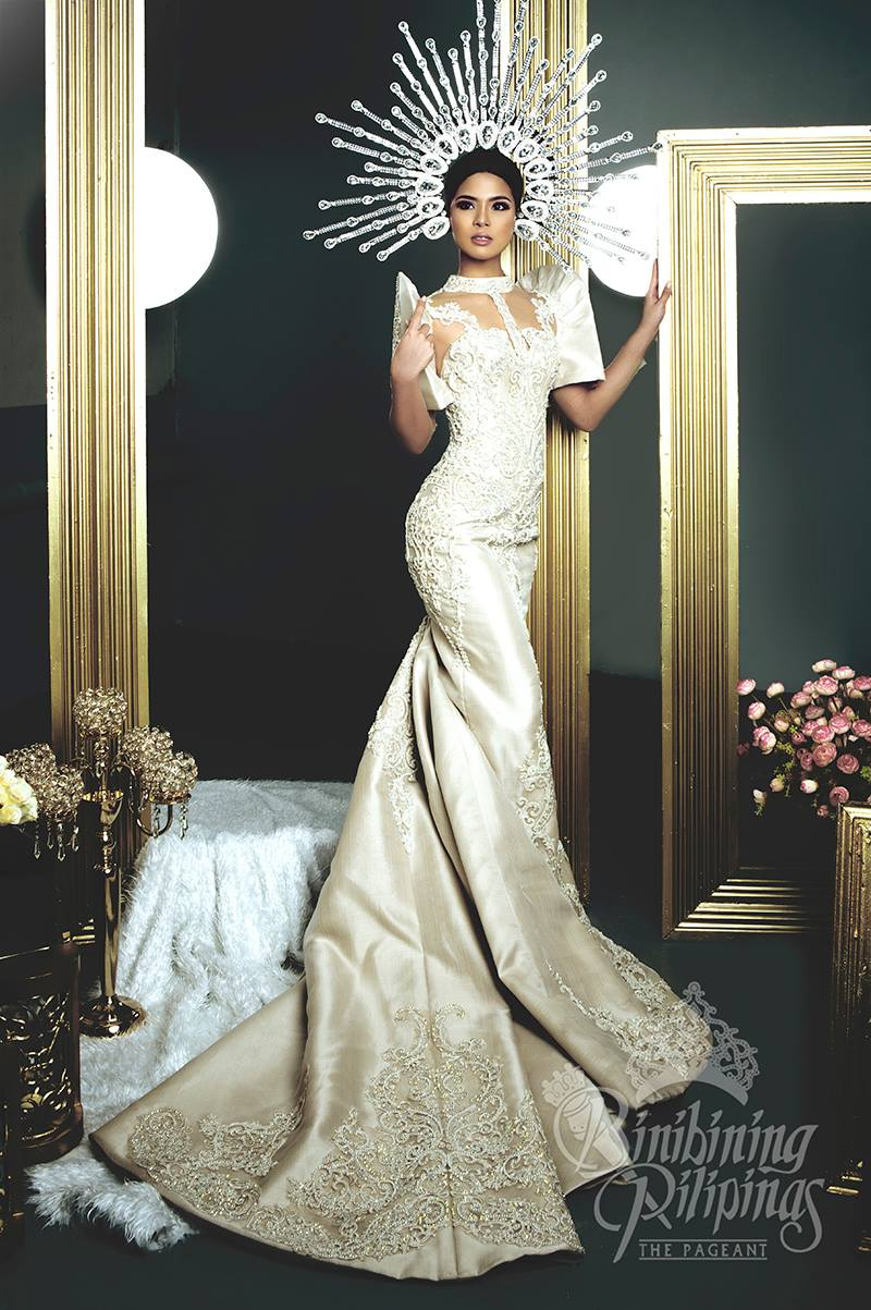 Filipiniana Wedding Gown 54 Fancy