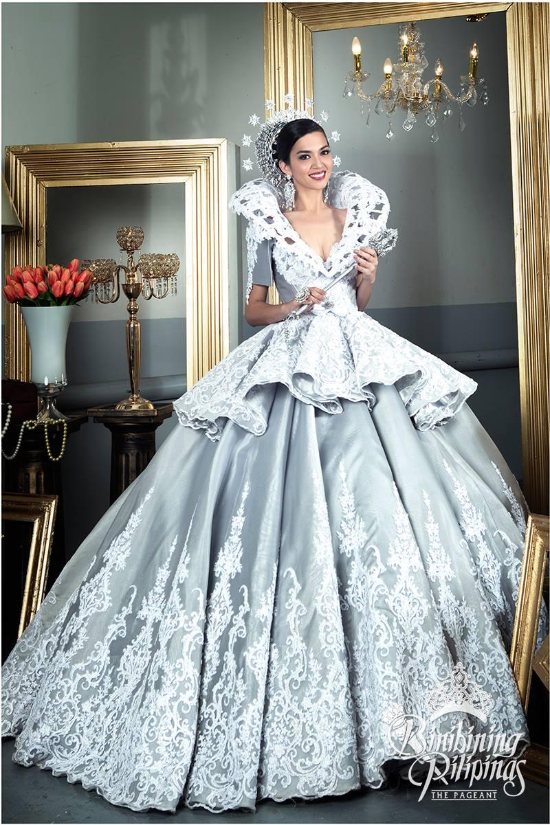 Filipiniana Wedding Gown 53 New