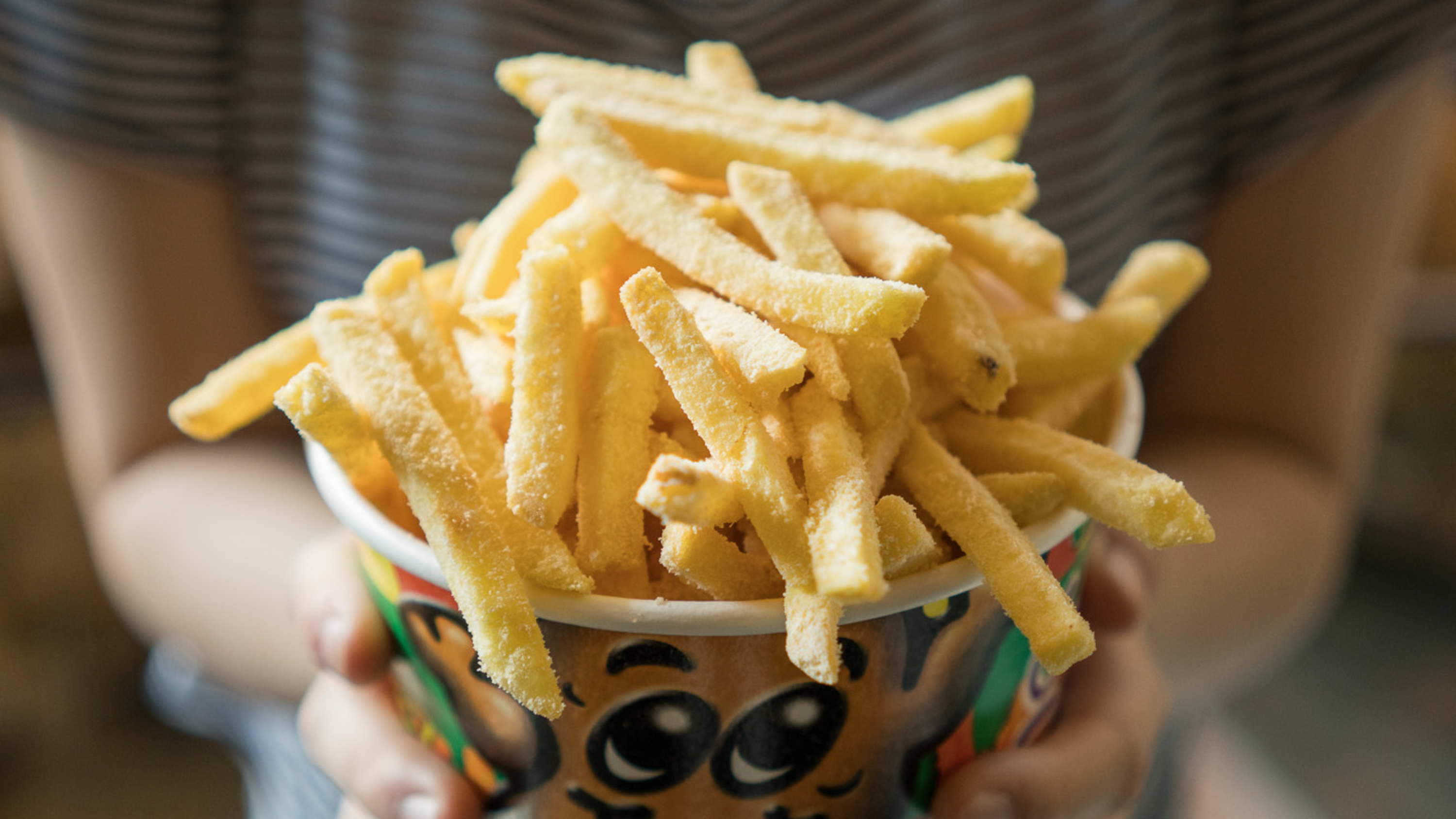 WATCH: Checking out Potato Corner's brand new flavor