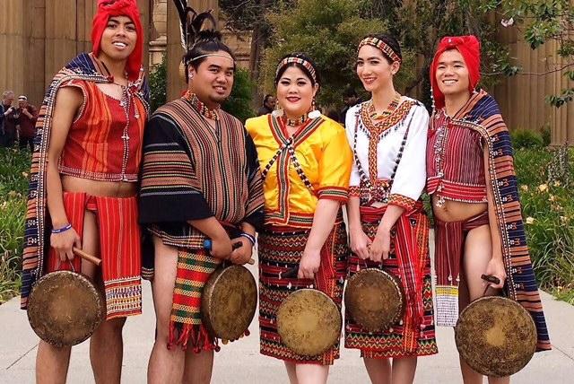 Cordillera gongs stolen in California