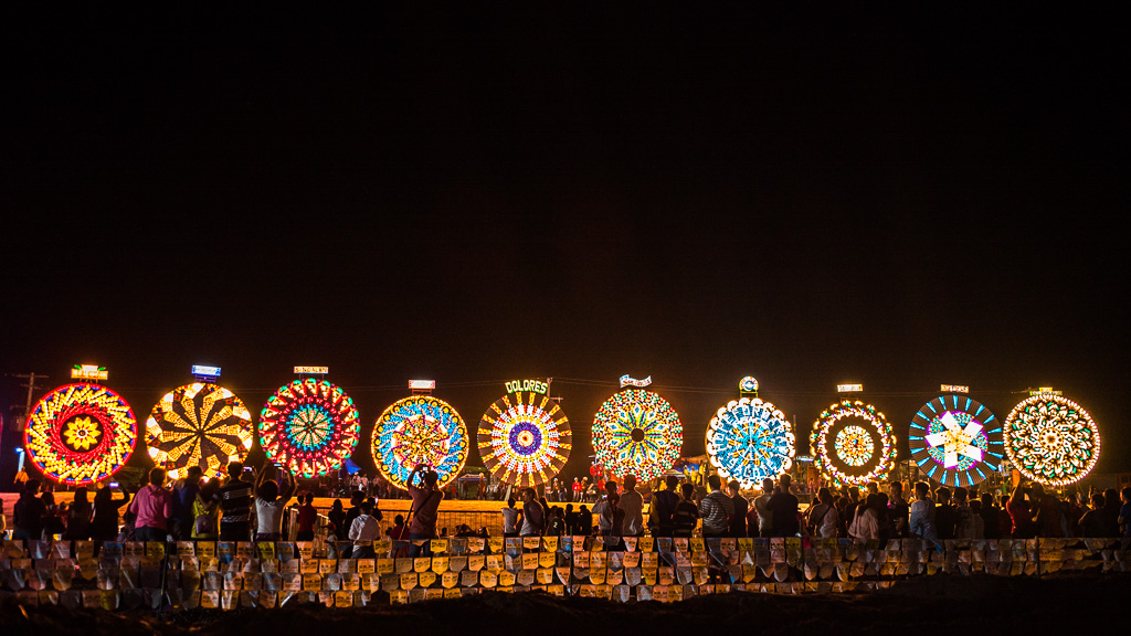ethnographic study on giant lantern festival
