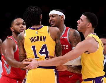27aebf5f4ea Draymond Green  Banned Rockets-Lakers players got off lightly