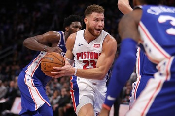 5c7021206ad Blake Griffin and the Detroit Pistons have lost 5 of their last 7 games