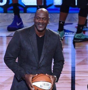 Basketball legend Michael Jordan invests in esports franchise