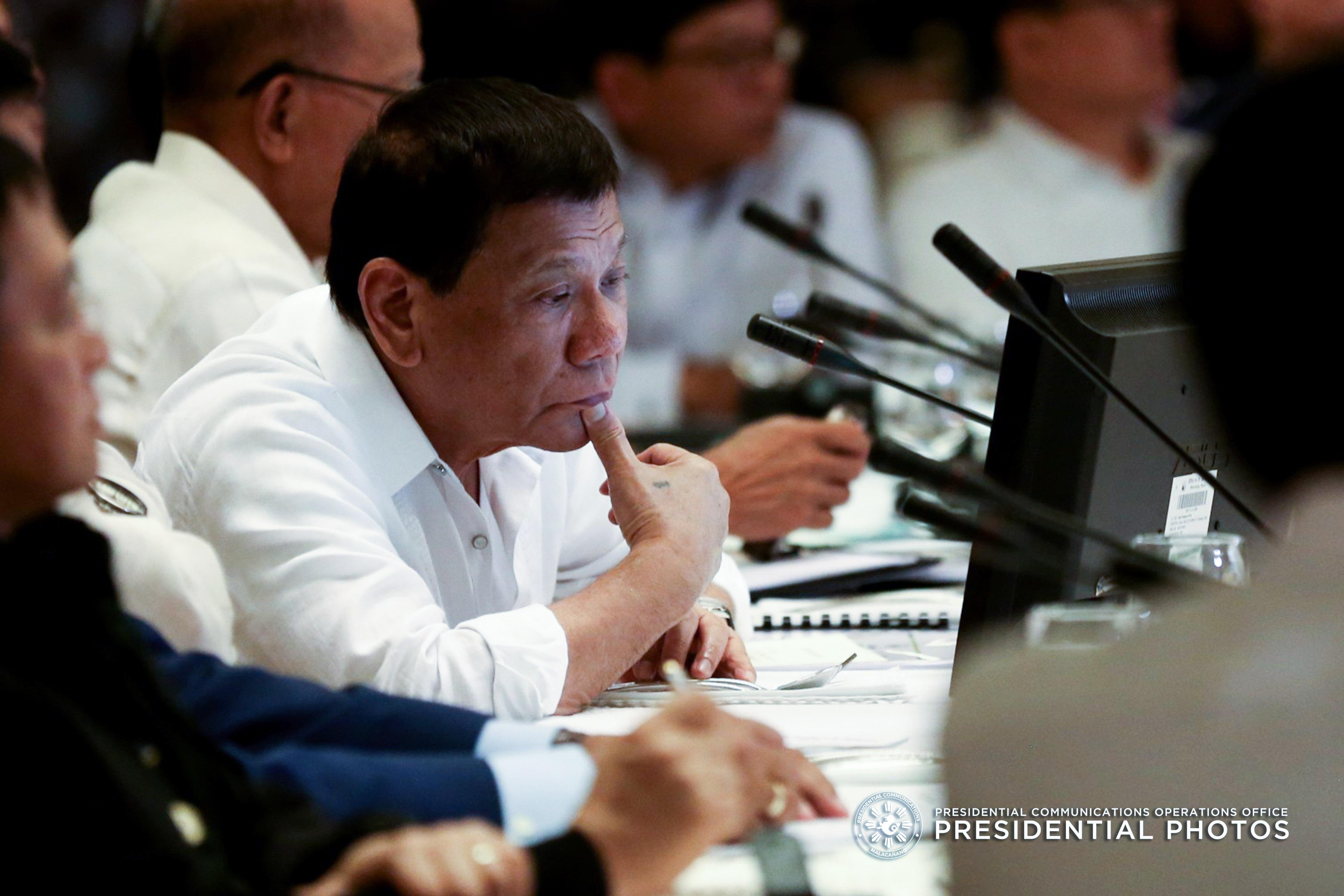 Malacañang admits Duterte 'being fed wrong info' on EU