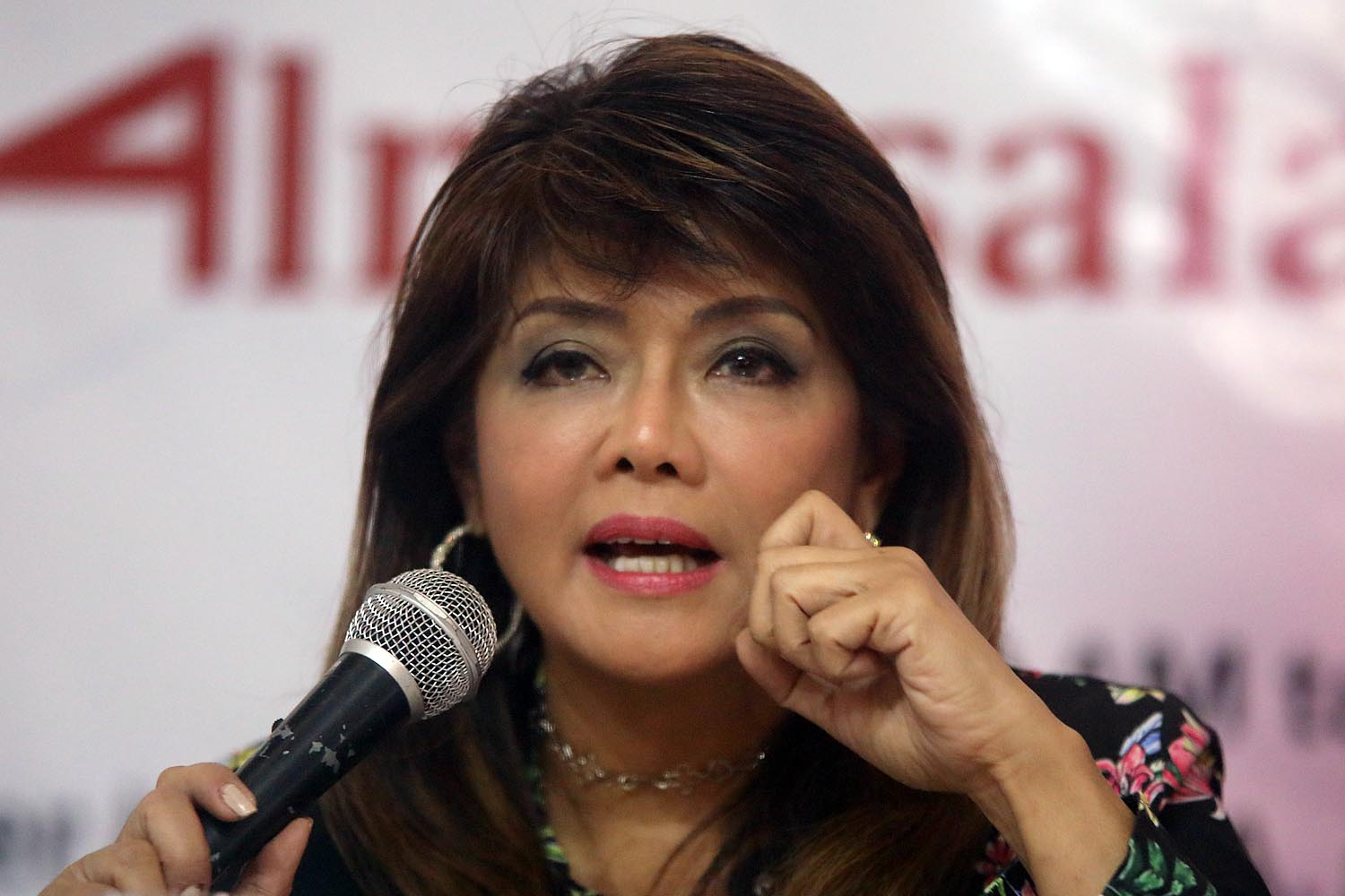 Imee Marcos on survey ranking: 'Engagement with public paid off'