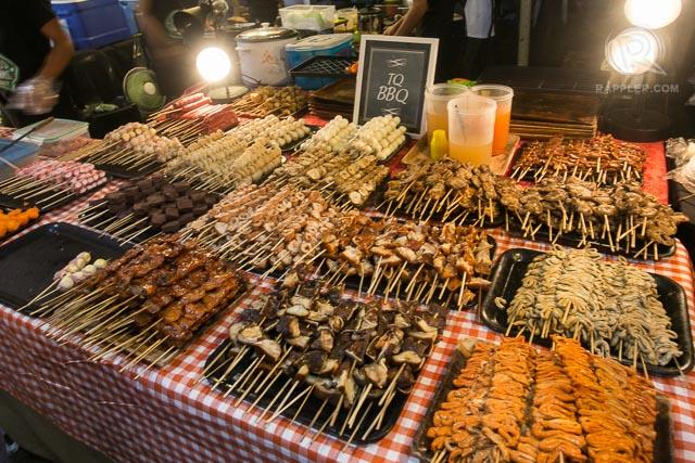 Bgc Street Food