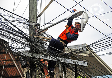 DICT taps Benguet electric coop for internet service