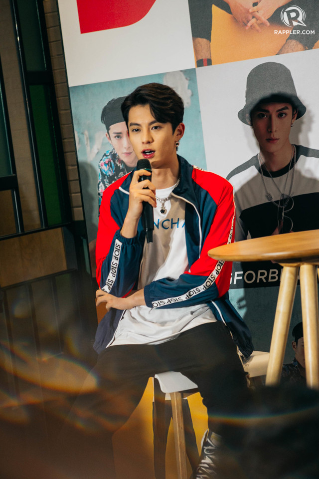 Beyond Dao Ming Si Meteor Garden Star Dylan Wang Talks