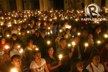 Tagle calls on Catholics to 'pray for the nation'
