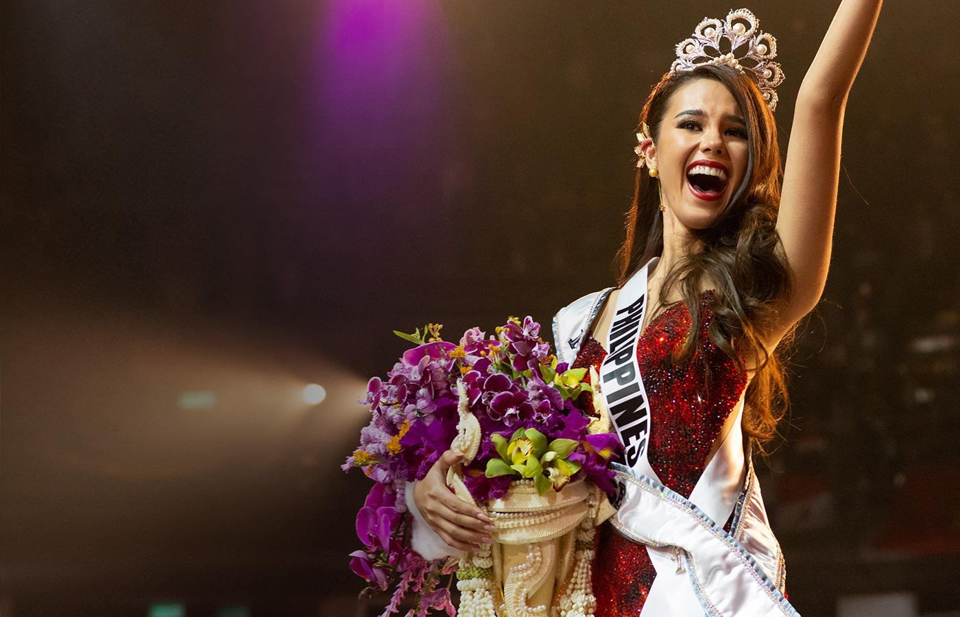 ef2c2501081c Miss Universe 2018: The Philippines' Catriona Gray
