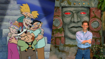 Legends of the Hidden Temple,' 'Hey Arnold' to return to