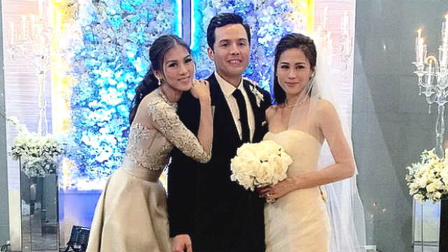 Alex Gonzaga S Touching Speech At Toni And Paul S Wedding