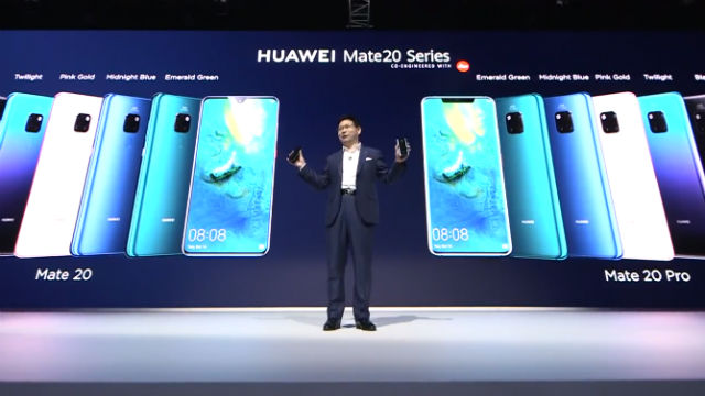 Every Major Announcement At The Huawei Mate 20 Launch