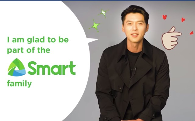 WATCH : Hyun Bin is the star of Smart latest campaign