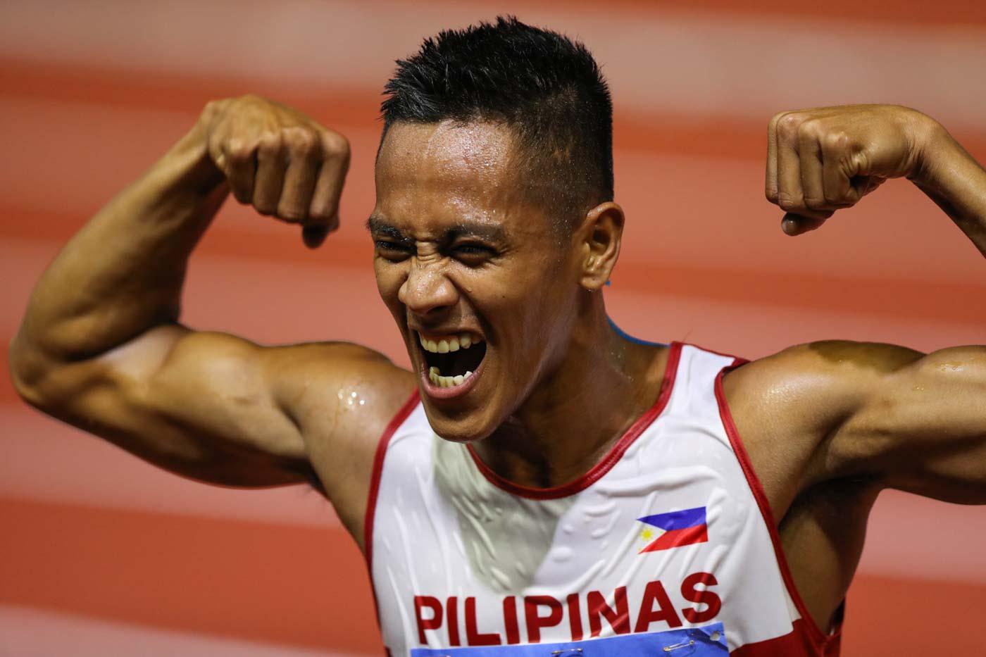 Aries Toledo retains SEA Games decathlon title