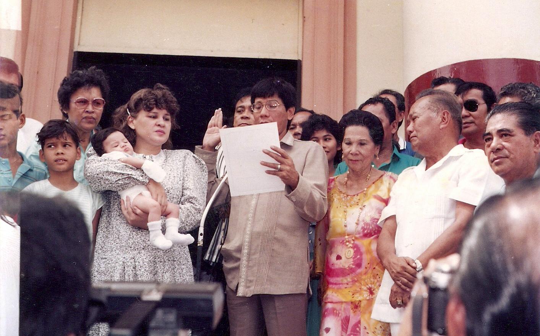 Rody Duterte: The man, the mayor, the president