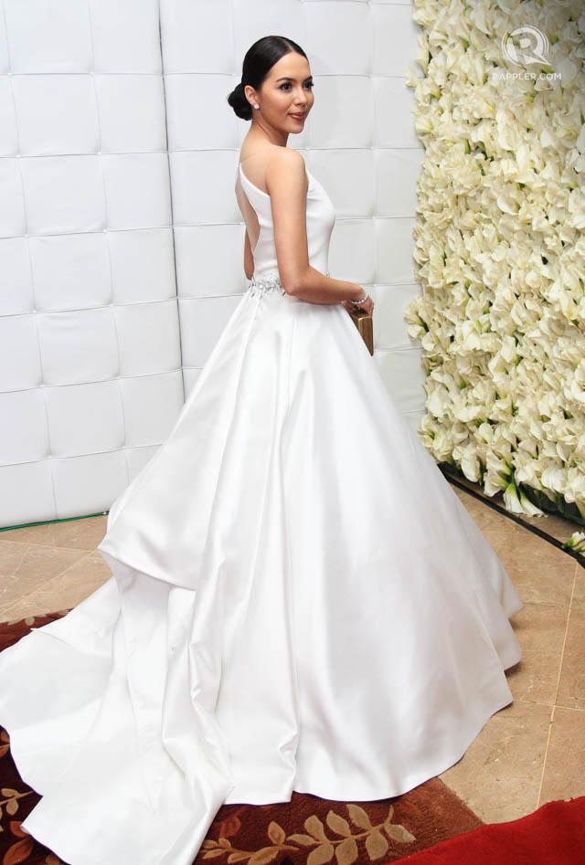 Filipiniana Wedding Gown 25 Best  IN PHOTOS Star