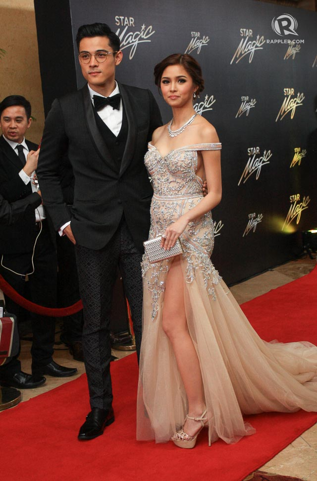 IN PHOTOS Star Magic Ball 2015 15 Best Dressed