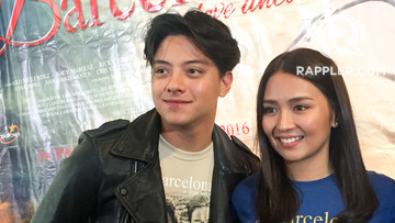 Kathryn bernardo hairstyle shes dating the gangster soundtrack