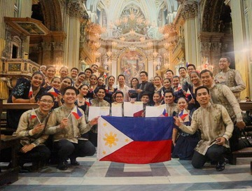 PH choirs dominate int'l competitions in Europe, Japan