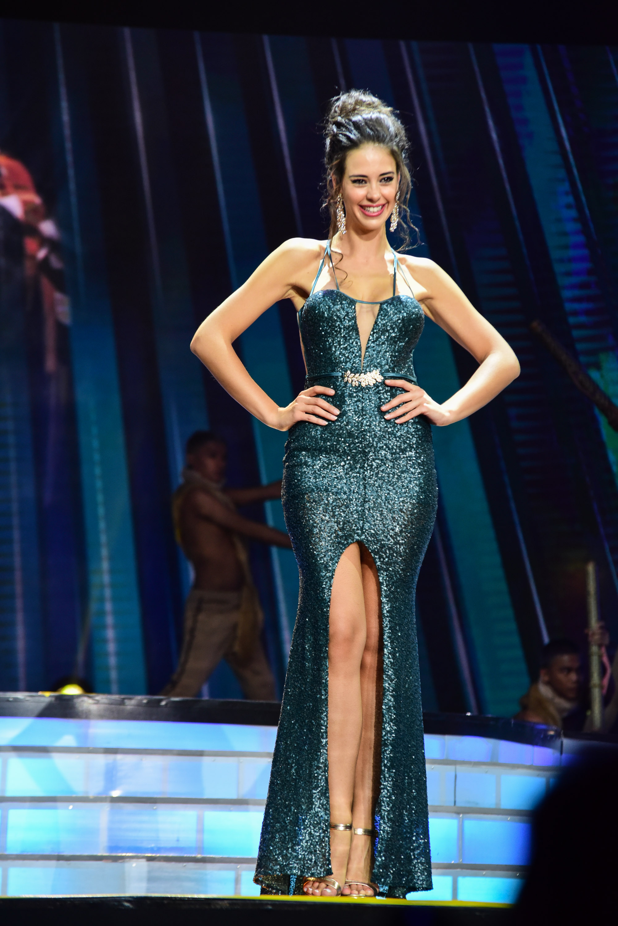 Watch Miss Earth 2016 Evening Gown Competition