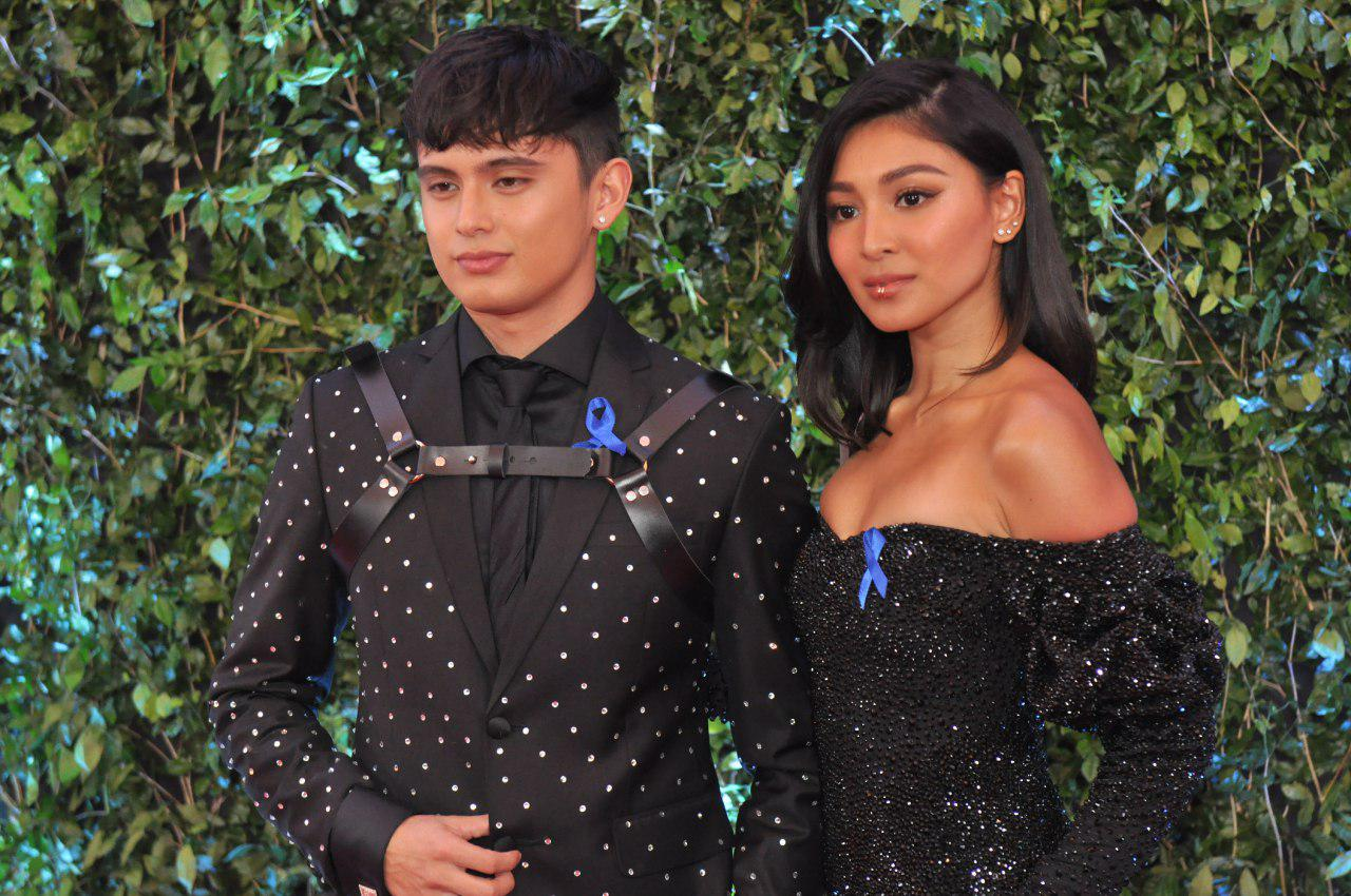 Look James Reid And Nadine Lustre Slay At The Abs Cbn Ball 2018