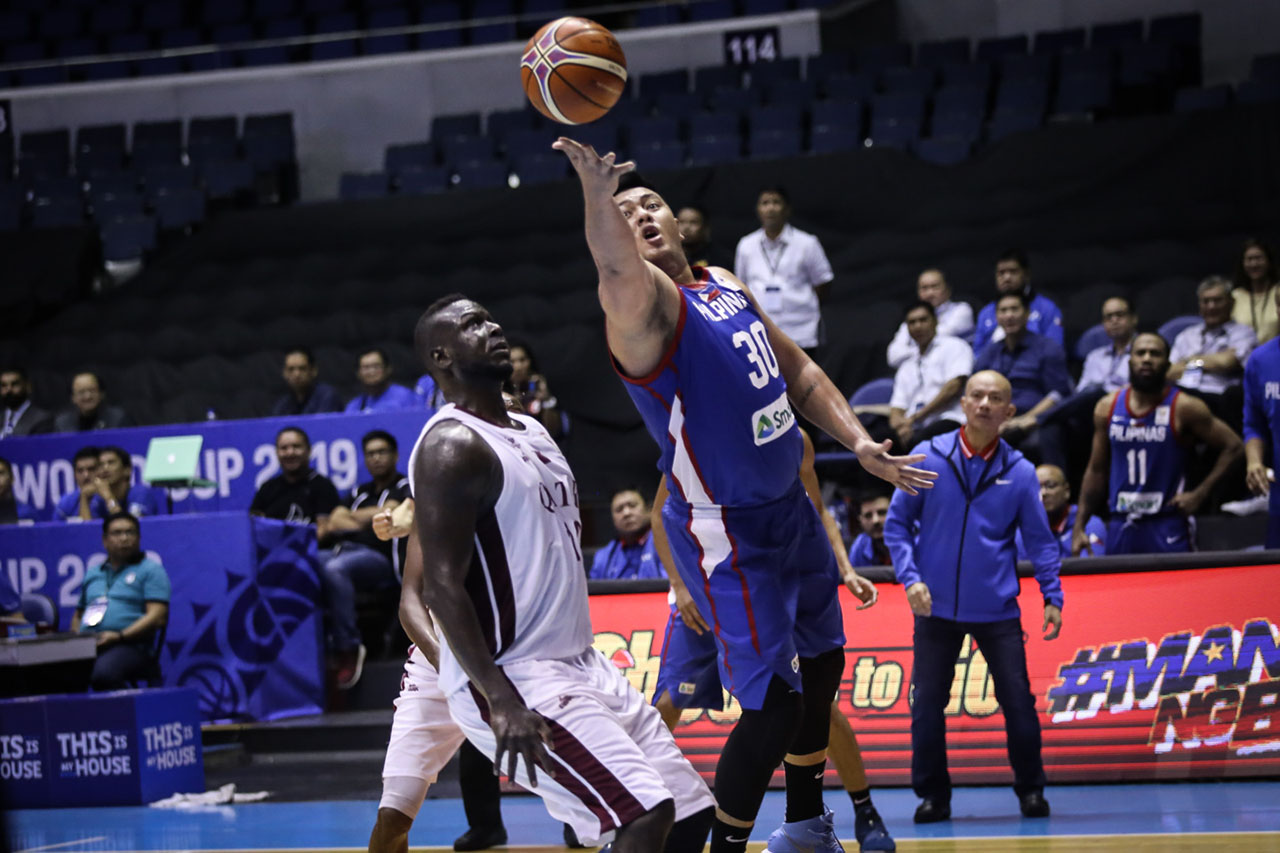 Belga enjoys playing with San Miguel stars in Gilas