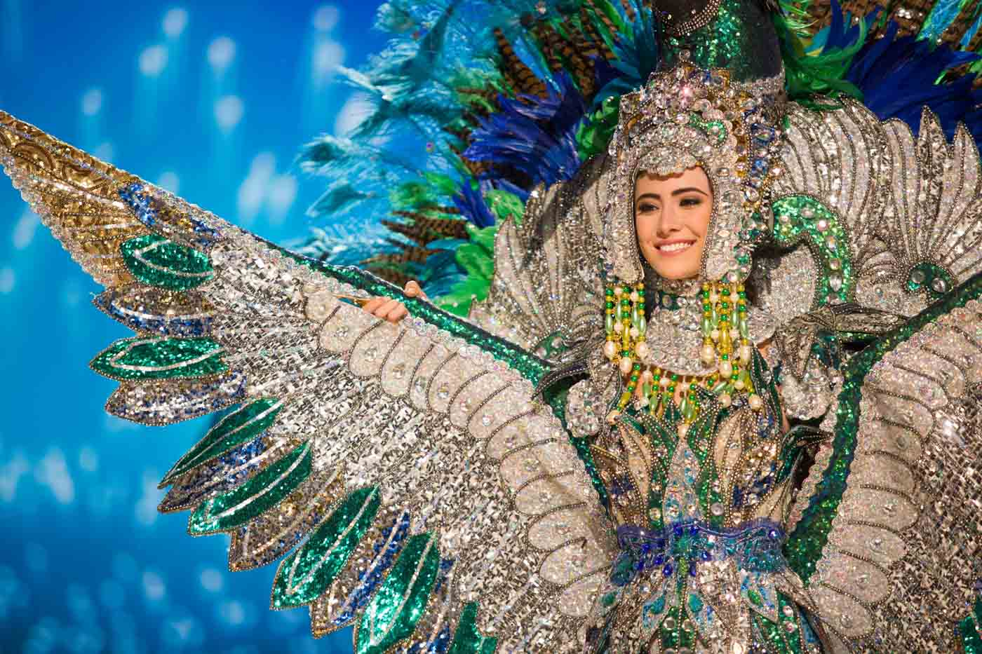 in photos miss universe 2016 candidates in their national costumes
