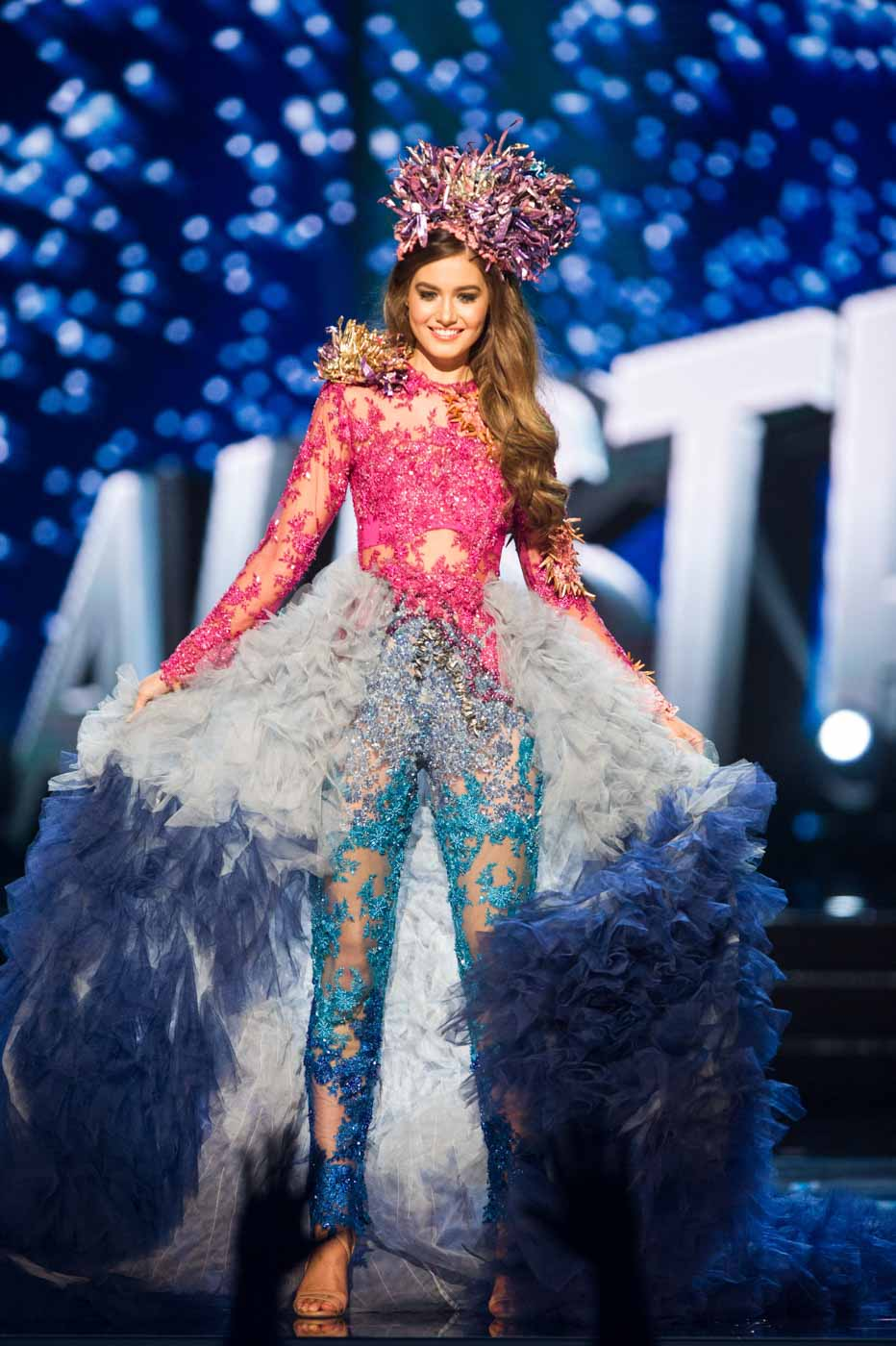 IN PHOTOS: Miss Universe 2016 candidates in their national