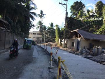 Phase 2 of Boracay road rehabilitation underway