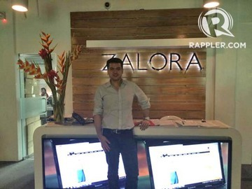 4ed7ca7ca4a38 Zalora Philippines founder and CEO Paulo Campos III says that ecommerce in  the
