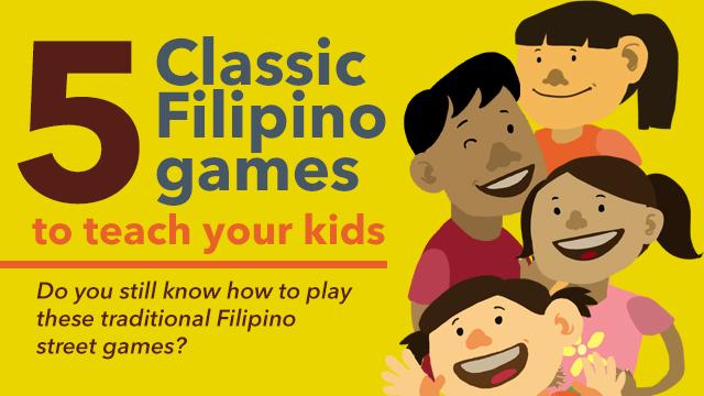 traditional filipino games
