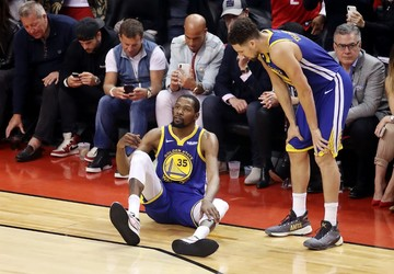 en soldes 5e7da 11c5d Warriors confirm Durant Achilles injury after Game 5 win