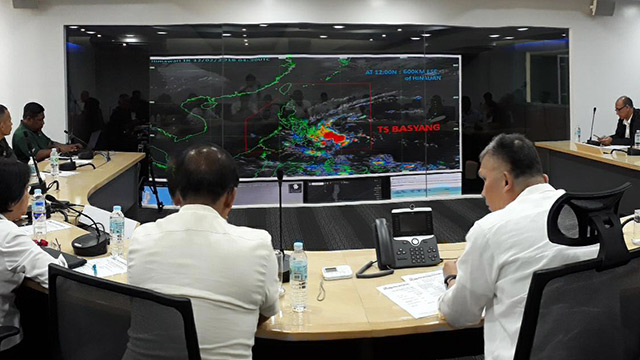 NDRRMC: Brace for flooding, landslides brought by Tropical Storm Basyang